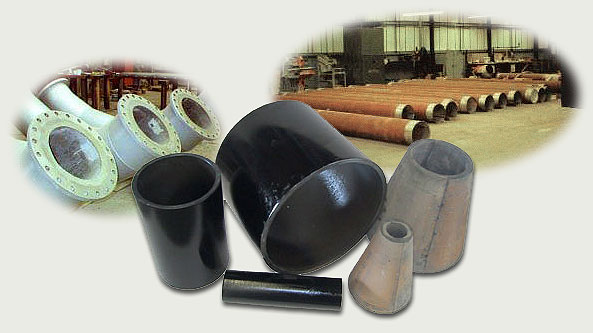 Our products include Cast Basalt, Alumina Ceramic, Silicon Carbide, Chrome Carbide, Tungsten Carbide, and both Mild Steel and A/R Steel.